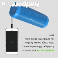 HOPESTAR P4 portable speaker photo 4