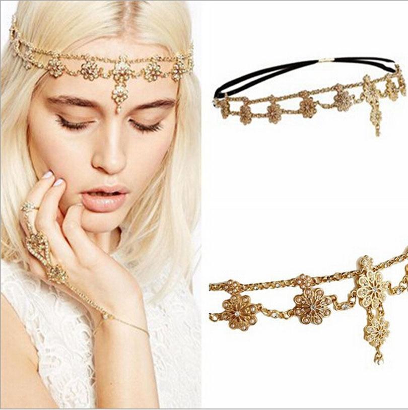 Chinese hair jewelry