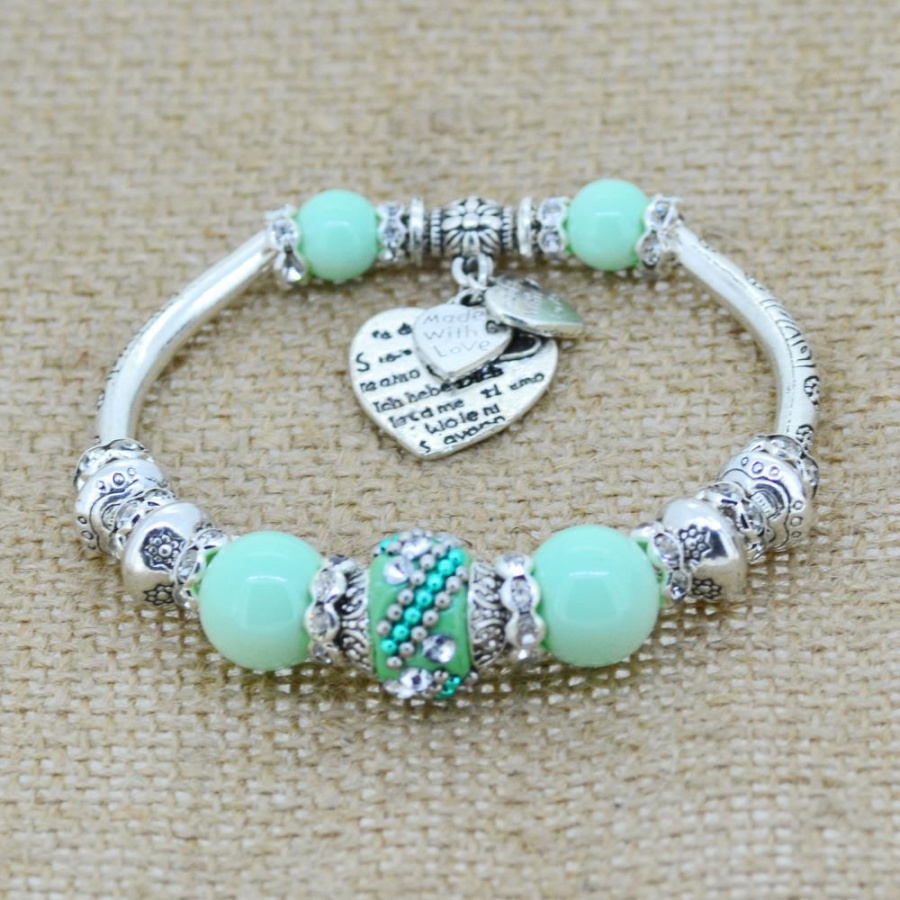 silver plated bracelet Chinese fashion bestsellers