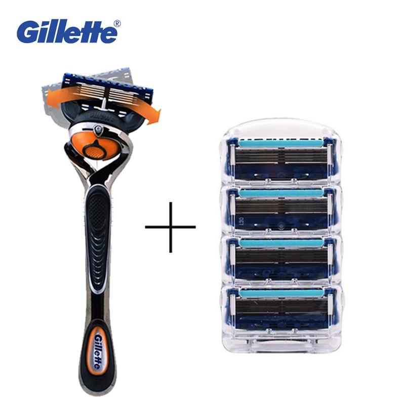 Blades Gillette razor.