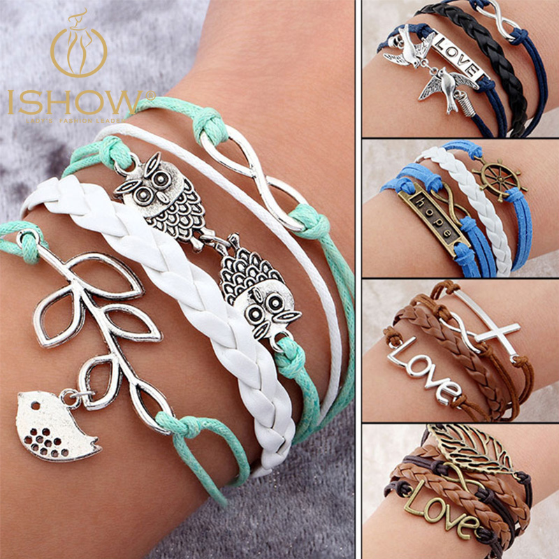 bird owl bracelet Chinese fashion bestsellers