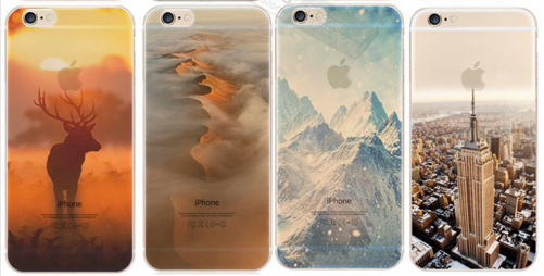 landscape case Chinese iphone covers