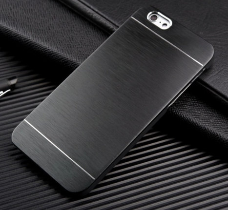 black chrome Chinese iphone covers