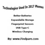 What Are the New Technologies Used In 2017 Phones