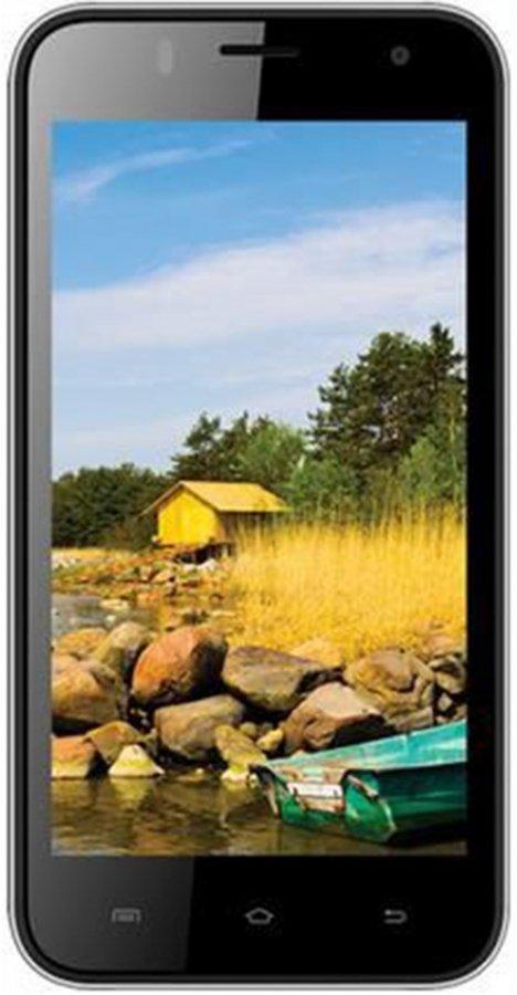 Intex Aqua Q4 smartphone