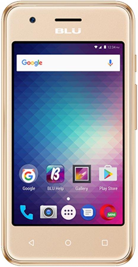 BLU Dash L3 smartphone