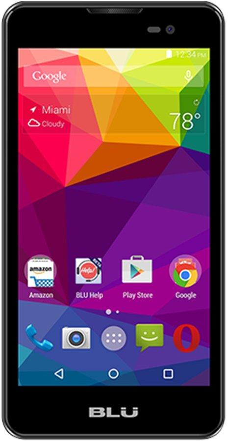 BLU Dash M smartphone