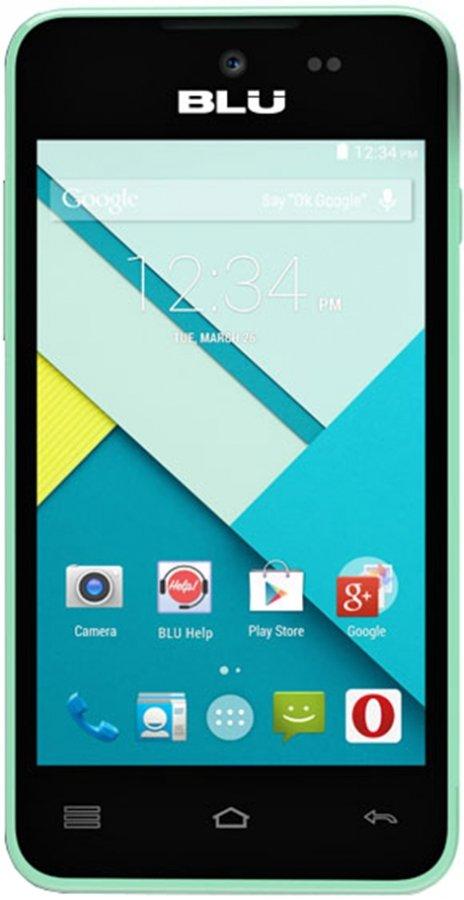 BLU Advance 4.0 L smartphone