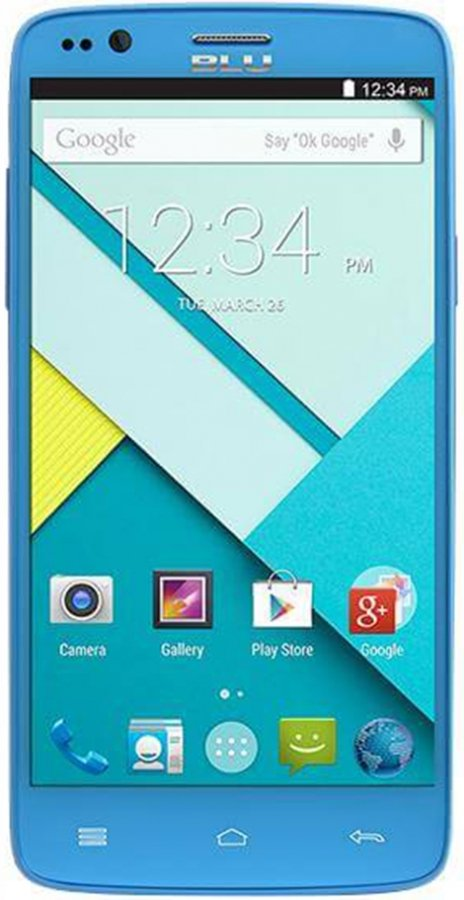 BLU Star 4.5 Design Edition smartphone