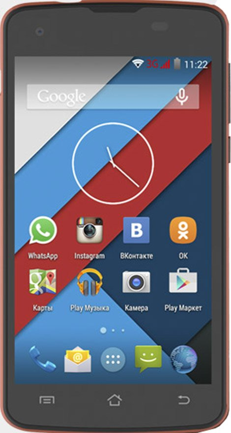 Highscreen Spark 2 smartphone