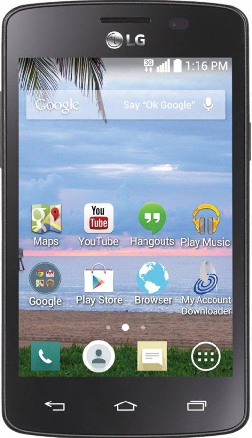 LG Lucky smartphone