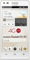 Huawei Ascend G6 4G smartphone