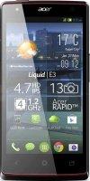 Acer Liquid E3 smartphone