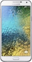 Samsung Galaxy E7 Single SIM smartphone