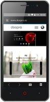 Doopro P4 smartphone