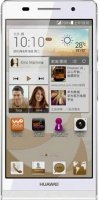 Huawei Ascend P6 S smartphone