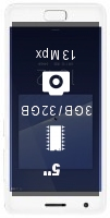 Zuk Z2 3GB 32GB smartphone price comparison