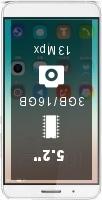 Huawei Honor 7i 16GB AL00 smartphone price comparison