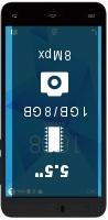 INew U8W smartphone price comparison