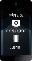 MEIZU MX5 WW 16GB smartphone price comparison