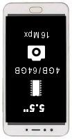 Gionee S10 B 4GB smartphone