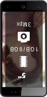 Leagoo Z5 3G smartphone price comparison