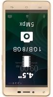 Lava A77 smartphone