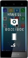 Lenovo Vibe Shot Z90 32GB B20 smartphone price comparison