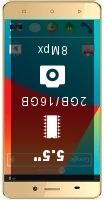Maxwest Astro X55 LTE smartphone price comparison