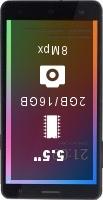 Ecoo Shining E02 2GB 16GB smartphone price comparison