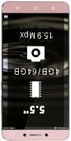 LeEco Le 2 4GB 64GB smartphone