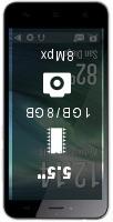 Verykool Maverick s5518Q smartphone