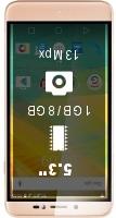 Prestigio Grace Z5 smartphone