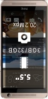 HTC One E9+ W 3GB 32GB smartphone price comparison