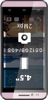 Mpie MG8 smartphone