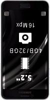 Samsung Galaxy C5 C5000 32GB Dual smartphone price comparison