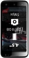 Yezz Andy 4.5EL LTE smartphone