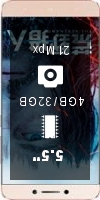 LeEco (LeTV) Le 2 Pro X620 X25 32GB smartphone