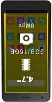 Xiaomi Redmi 2A Enhanced Edition smartphone price comparison