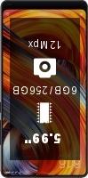 Xiaomi Mi MIX 2 6GB 256GB smartphone price comparison