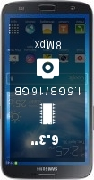 Samsung Galaxy Mega 6.3 1.5GB 16GB smartphone price comparison