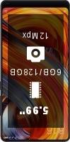 Xiaomi Mi MIX 2 6GB 128GB smartphone price comparison