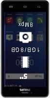 Philips S326 smartphone
