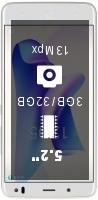 BQ Aquaris U2 3GB 32GB smartphone price comparison