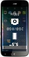 Acer Liquid Z630 2GB 8GB smartphone