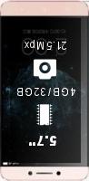LeEco (LeTV) Le Max 2 4GB 32GB X820 smartphone price comparison