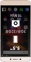 LeEco (LeTV) Le S3 3GB smartphone price comparison