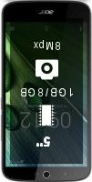 Acer Liquid Zest Z525 3G smartphone