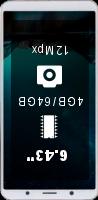 Vivo X20 Plus smartphone price comparison