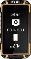 IMAN i6800 smartphone